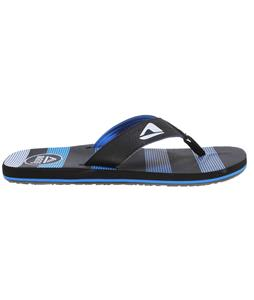 Reef Ht Prints Sandals Blue Horizons