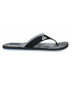 Reef HT Prints Sandals Black/Blue