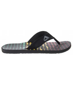 Reef HT Prints Sandals Rasta