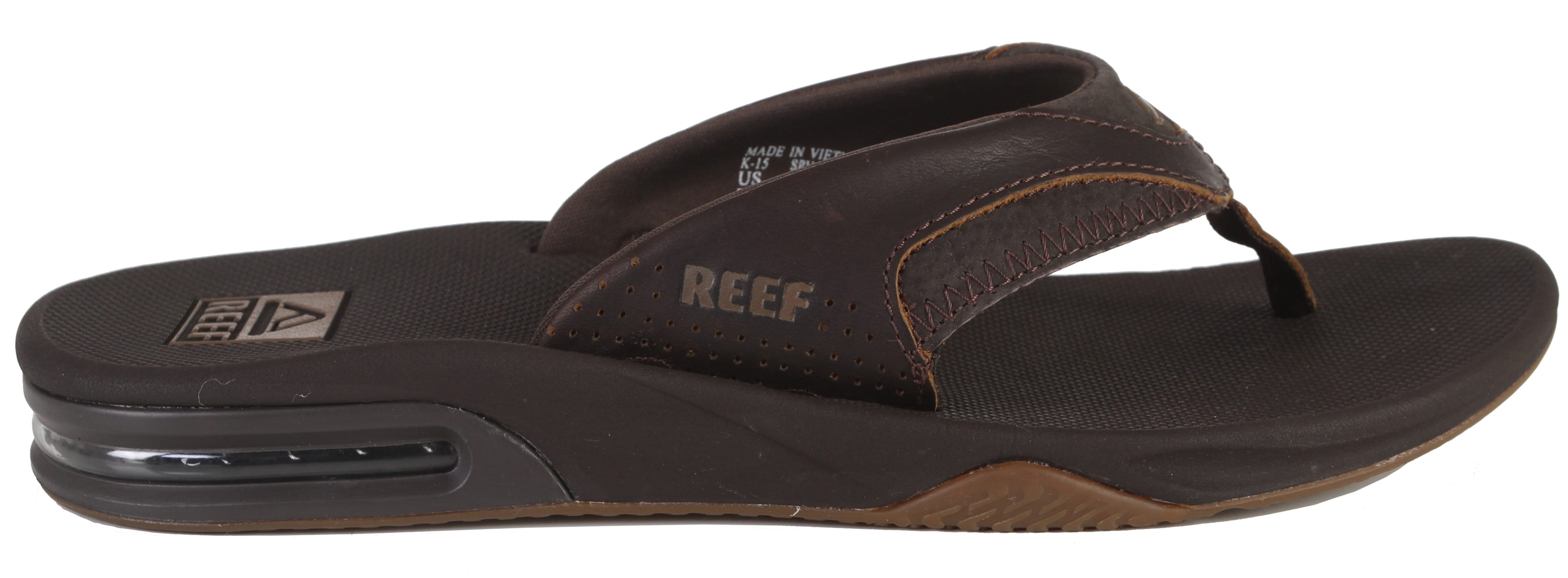 Reef Leather Shoes