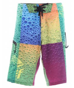 Reef Magic Bubbles Boardshorts Green