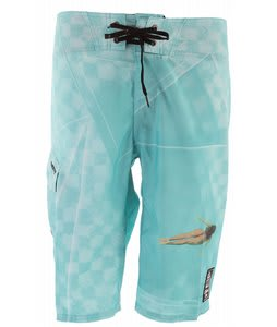 Reef Miss Checked Dreams Boardshorts