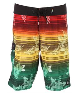 Reef Perth Boardshorts Rasta