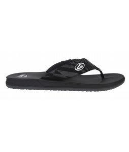 Reef Phantom Sandals Black/White