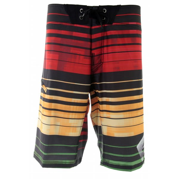Reef Plaid Conflict Boardshorts