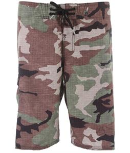 Reef Ponto Beach 5 Boardshorts Camo