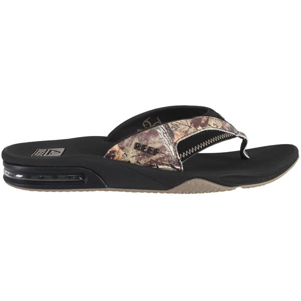 Reef Real Tree Fanning Sandals