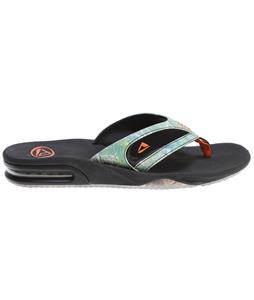 Reef Realtree Sandals Black/Orange