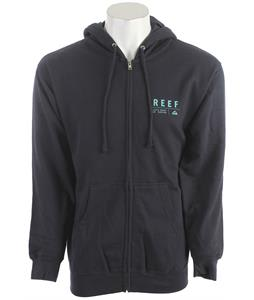 Reef Simple Saying 2 F Hoodie Navy