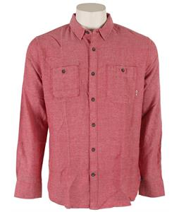 Reef Solid Solid 2 Flannel Red