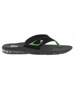 Reef Springtide Sandals Black/Green