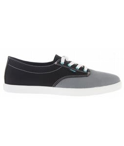 Reef Stanley Shoes Black/Grey