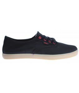Reef Stanley Casual Shoes Black/Red