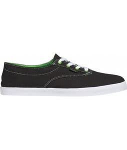 Reef Stanley Shoes Black/Green