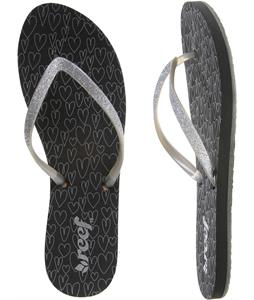 Reef Stargazer Prints Sandals Grey/Hearts