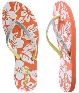 Reef Stargazer Prints Sandals Salmon
