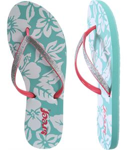 Reef Stargazer Prints Sandals Teal