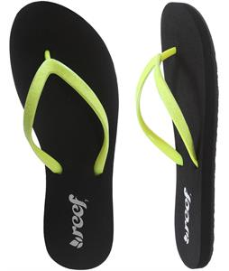 Reef Stargazer Sandals Neon Yellow