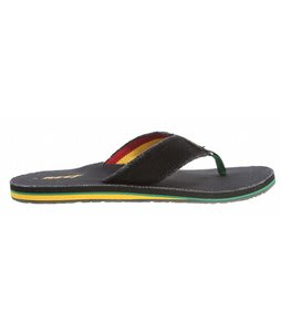 Reef Surf And Saddle Sandals Rasta