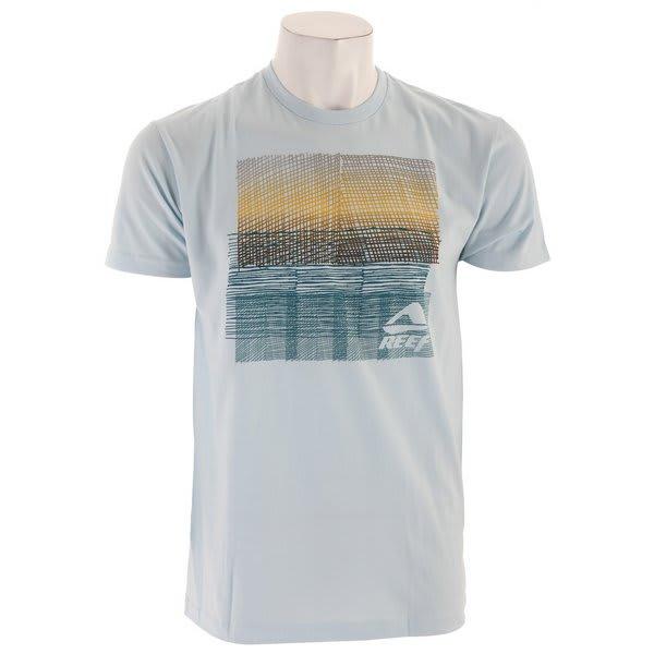 Reef Textured T-Shirt