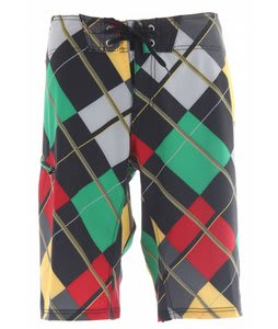 Reef Unsaturated Boardshorts Rasta