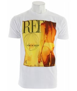Reef Vooguey T-Shirt White