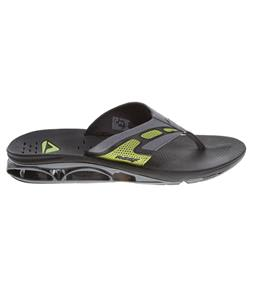 Reef X-S-1 Sandals Black/Light Green
