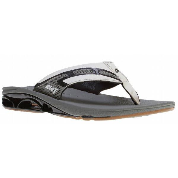 Beach Sandals: Reef Sandals White