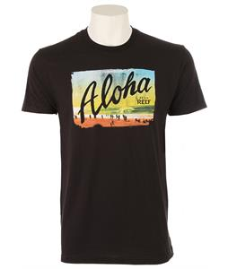 Reef Yoloha T-Shirt Black