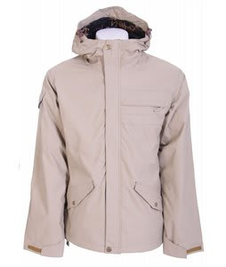 Ride Taft Snowboard Jacket Khaki