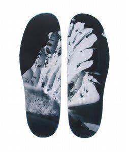 Remind Biotech Gel Orthotic Snowboard Boot Insole 3/16 Cush