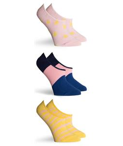 Richer Poorer Aves 3 Pack Socks