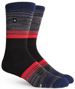 Richer Poorer Expressionist Athletic Socks
