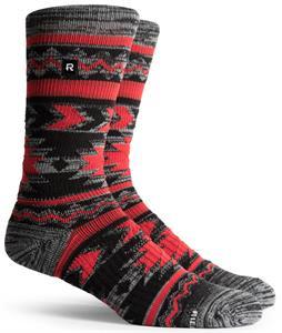 Richer Poorer Metric Athletic Socks