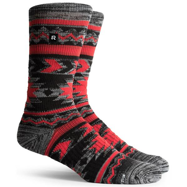 Richer Poorer Metric Athletic Socks