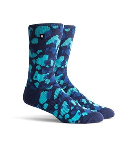 Richer Poorer Octane Athletic Socks