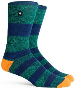 Richer Poorer Section Athletic Socks