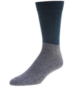 Richer Poorer Troubadour Socks