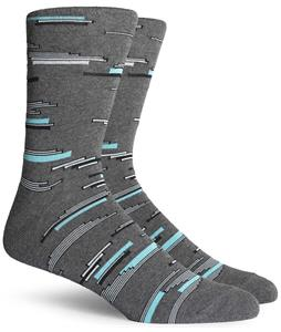 Richer Poorer Vonnegut Crew Socks
