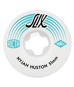 Ricta Nyjah Huston SLIX 81B Skateboard Wheels