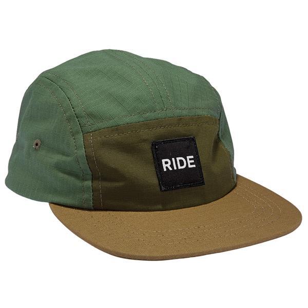 Ride 5 Panel Cap
