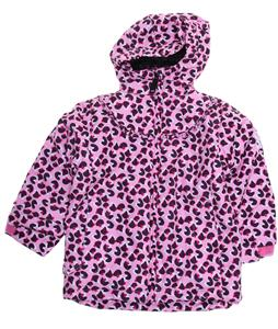 Ride Ace Snowboard Jacket Bubble Leopard Print
