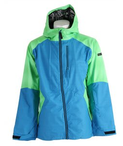 Ride Admiral Snowboard Jacket Bluebird