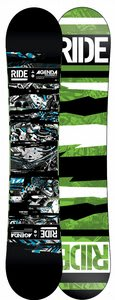 Ride Agenda Snowboard 147