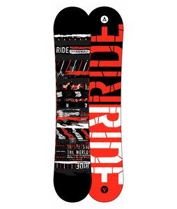 Ride Agenda Wide Snowboard 153