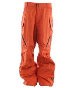 Ride Alki Snowboard Pants Dark Orange