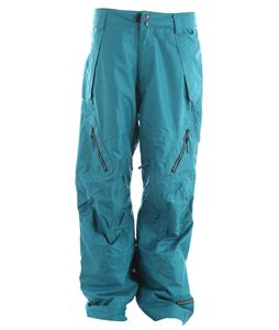 Ride Alki Snowboard Pants Harbor Blue