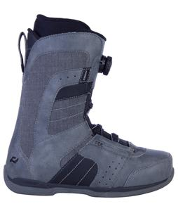 Ride Anthem BOA Snowboard Boots Grey
