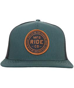 Ride Any Means Trucker Cap