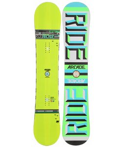 Ride Arcade LE Wide Snowboard 158